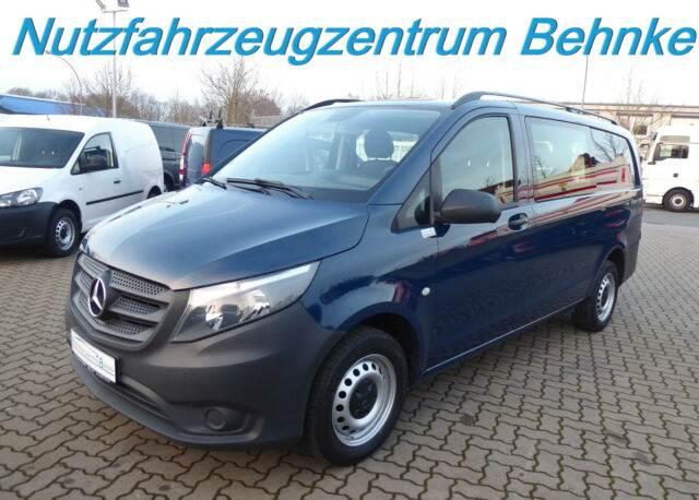 Mercedes-Benz Vito Mixto 116 CDI BT lang/4Sitze/Klima/AHK 2,0t, Mini buses, Transportation