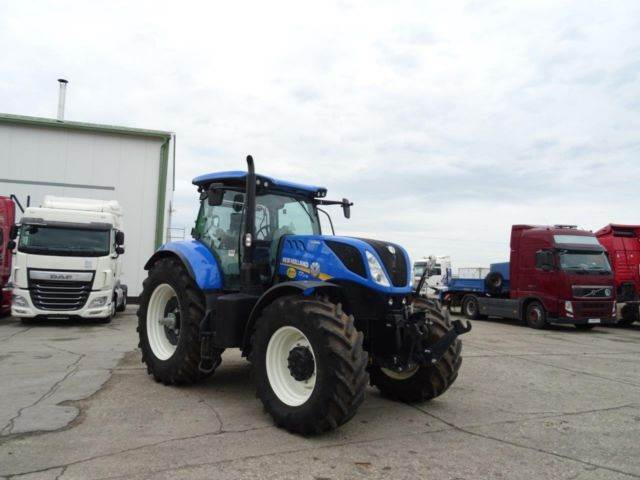 New Holland T7.270 AC4x4,automatic, vin 341
