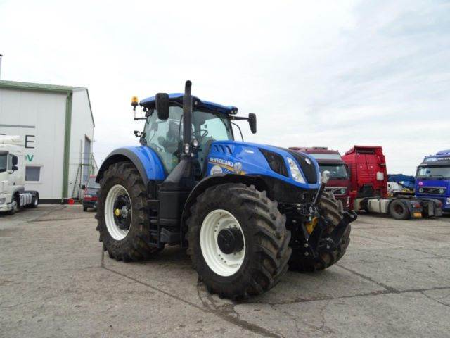 New Holland T7.315AC 4x4,automatic, vin 784