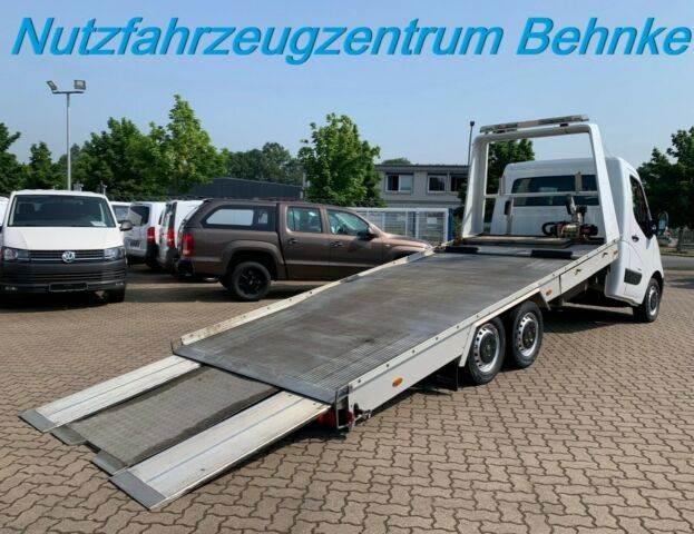 Opel Movano Algema Blitzlader/ Klima/ Tempomat/ EU 5, Autotransporter, LKW/Transport
