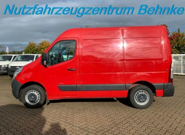 Opel Movano B HKa L1H2/Klima/AHK 2.5t/CargoPaket/EU6, Lieferwagen, LKW/Transport