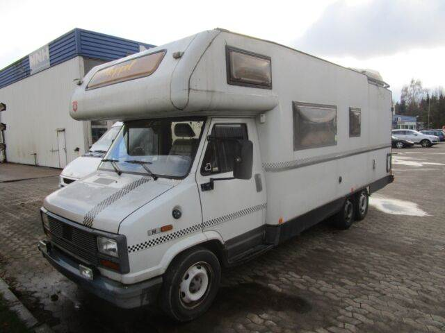[Other] Frankia RM 660 FIAT Ducato Fahrgestell