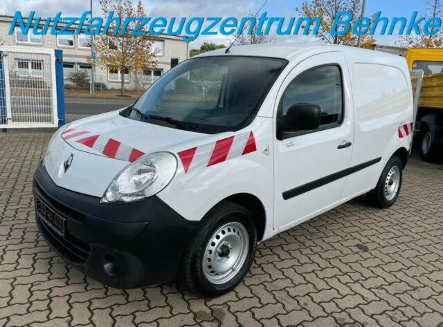 Renault Kangoo Rapid L1 KA/ 64kw Benzin/ AHK/ Flügeltür, Panel vans, Transportation