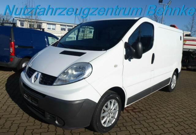 Renault Trafic Kasten L1H1/Klima/ Komfort/ Servicewagen, Lieferwagen, LKW/Transport