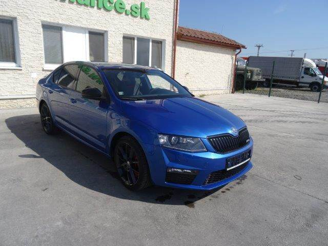 skoda octavia 2 0 tdi green tec rs occasion prix 21 000 ann e d 39 immatriculation 2014. Black Bedroom Furniture Sets. Home Design Ideas