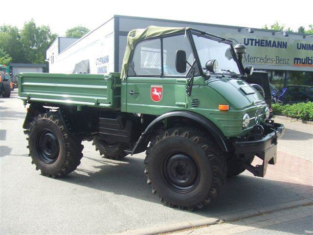 ... ,Unimog,U 406, other Year: 1978 Price: $73,281 for sale - Mascus USA