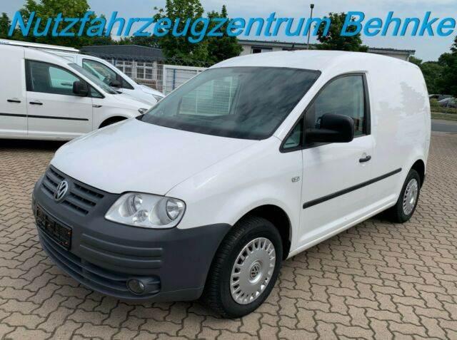 Volkswagen Caddy 1,9 TDI Kasten/ 77kw/ AHK 1.500kg, Lieferwagen, LKW/Transport