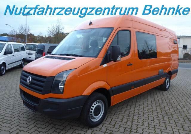 Volkswagen Crafter 2.0 TDI L3H2 Mixto KA Klima AHK 3.5t, Lieferwagen, LKW/Transport