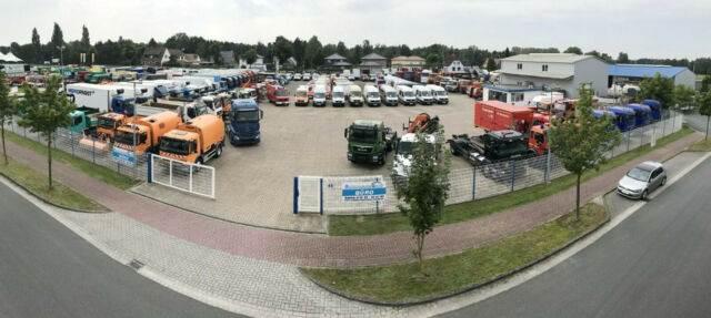 Volkswagen Crafter 35 Doka Pritsche L3/ 6 Sitze/ AHK 2,8to, Pickup/Pritschenwagen, LKW/Transport