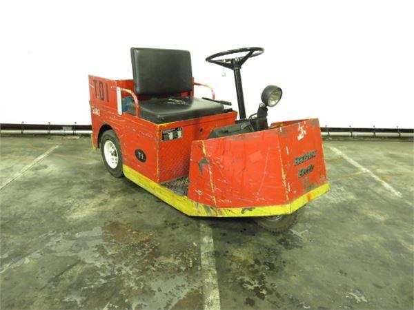 Bradshaw T1, Towing trucks, Material Handling
