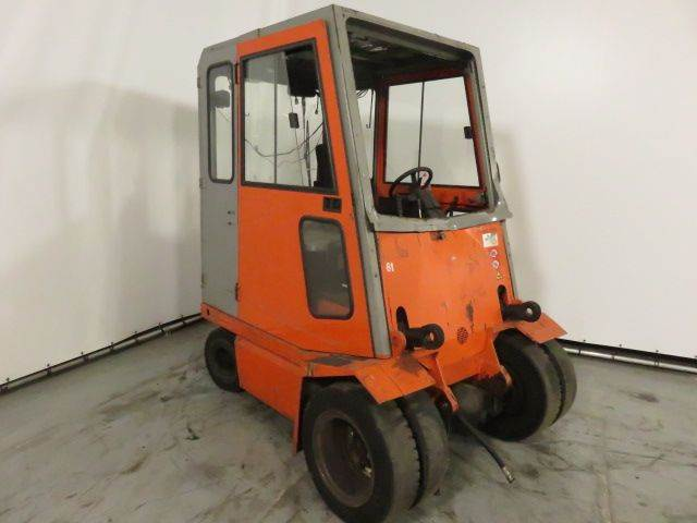 Carer R40N, Electric forklifts, Material Handling