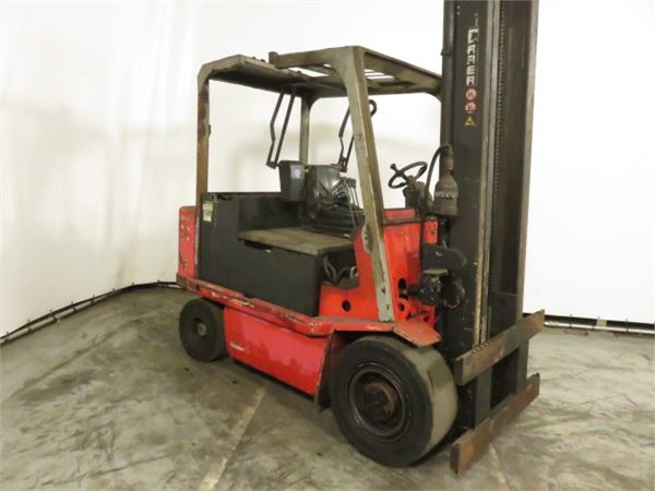 Carer R50NCS, Electric forklifts, Material Handling
