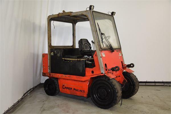 Carer R50NS-CF, Electric forklifts, Material Handling