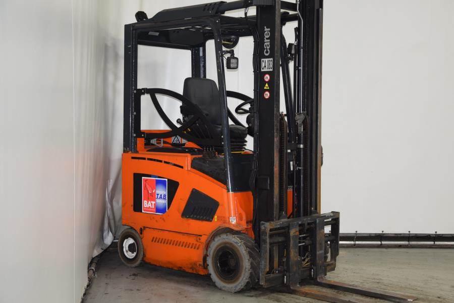 Carer Z25HD, Electric forklifts, Material Handling