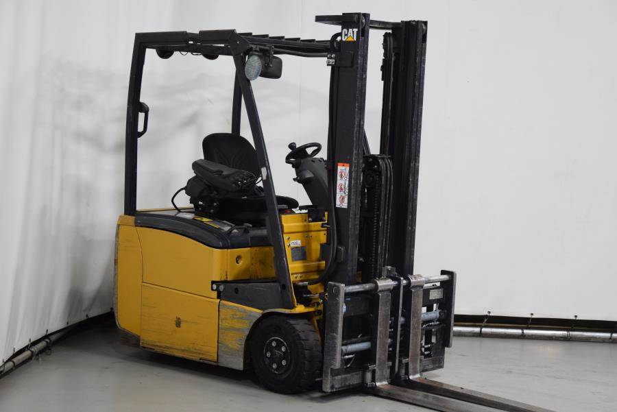 Caterpillar EP16CPNT, Electric forklifts, Material Handling