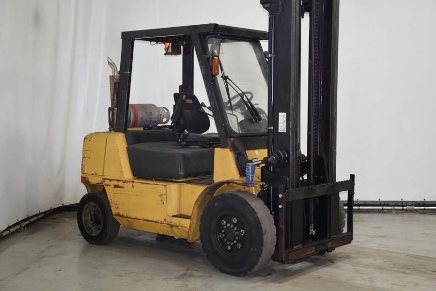 Caterpillar GP40K, LPG forklifts, Material Handling