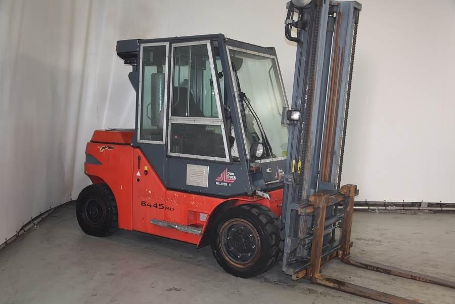 Dantruck 8445DG2, Diesel forklifts, Material Handling