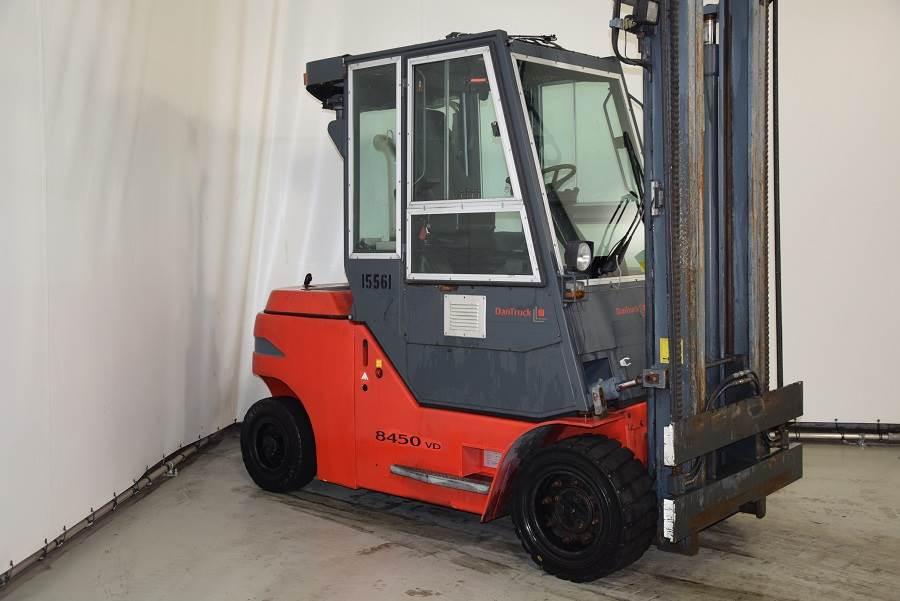 Dantruck 8450DG, Diesel forklifts, Material Handling