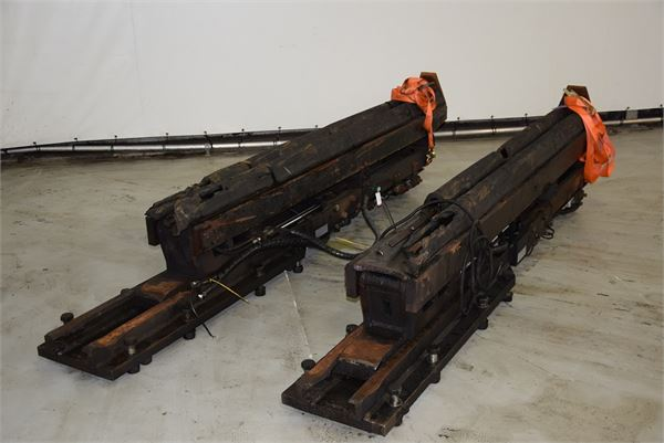 Elm LS20, Other attachments and components, Material Handling