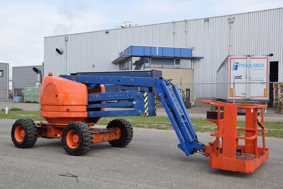 Grove AMZ51XT, Articulated boom lifts, Construction