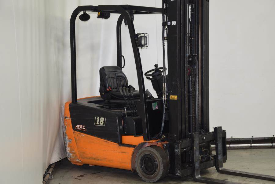 Hangcha CPDSJ18J-C2, Electric forklifts, Material Handling