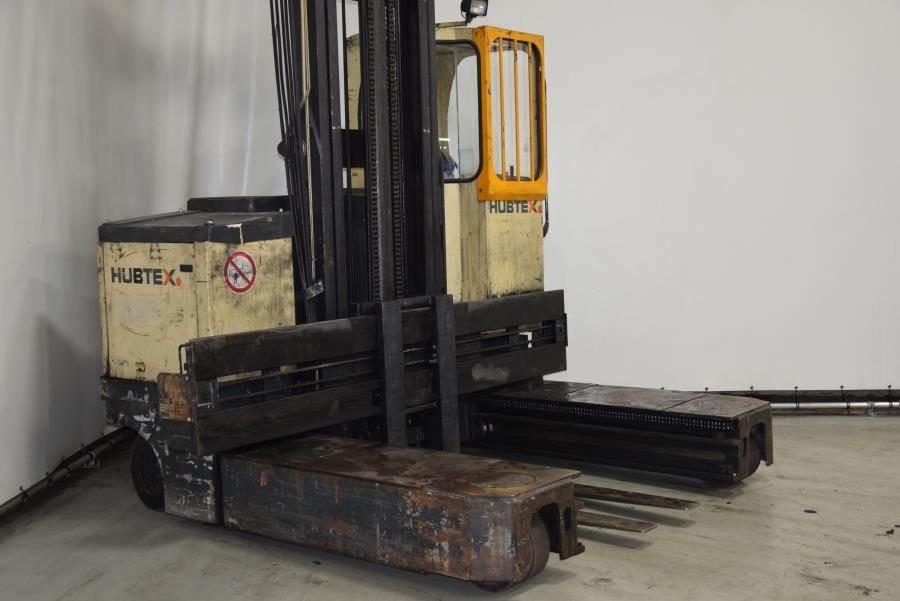 Hubtex MQ30-AC, Sideloaders, Material Handling