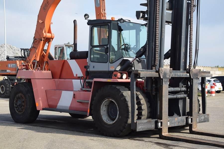 Kalmar DCD280-12LB, Diesel forklifts, Material Handling