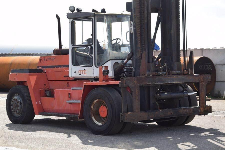 Kalmar DCD70-35E4, Container handlers, Material Handling