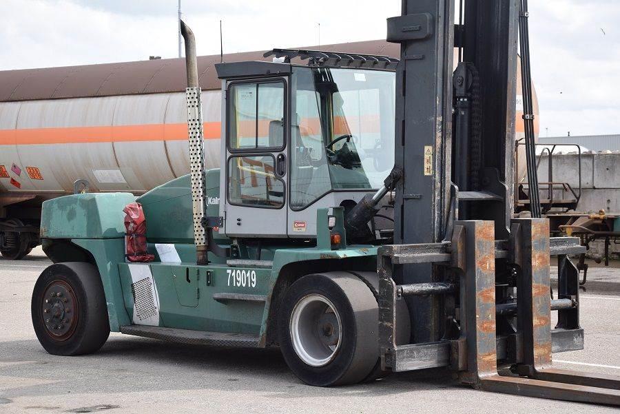 Kalmar DCE160-12, Diesel forklifts, Material Handling