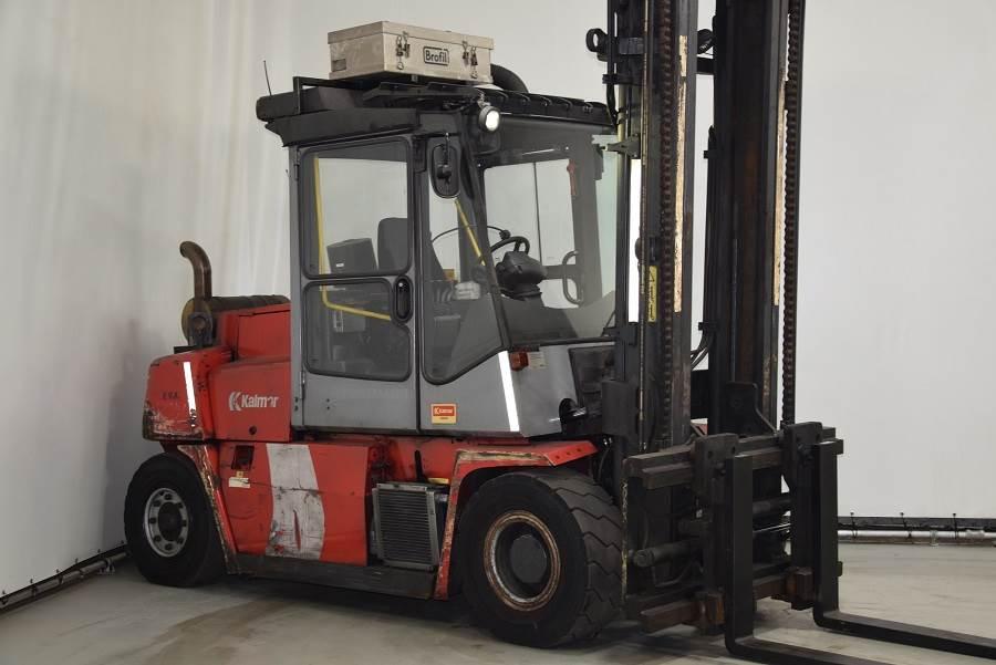 Kalmar DCE80-6, Diesel forklifts, Material Handling