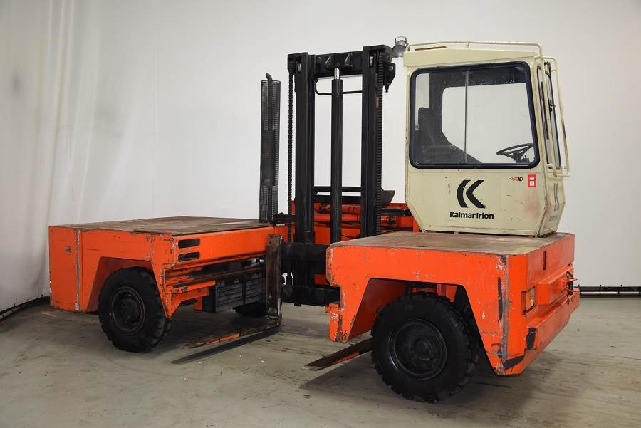 Kalmar DFQ40/14/40D, Diesel forklifts, Material Handling