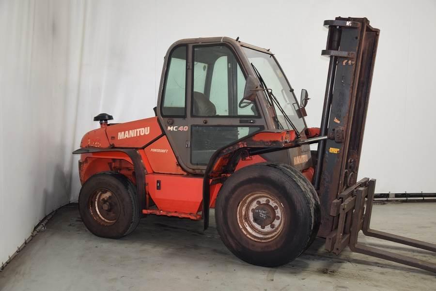 Manitou MC40, Diesel forklifts, Material Handling