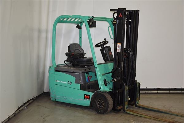Mitsubishi FB18NT, Electric forklifts, Material Handling