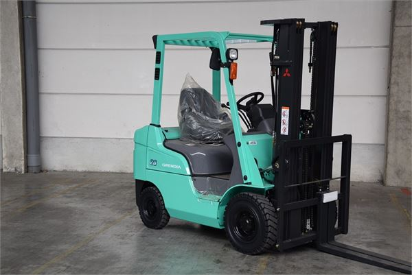 Mitsubishi FG20CNT, Electric forklifts, Material Handling