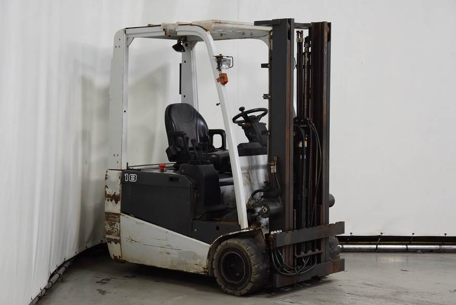 Nissan AG1N1L18Q, Electric forklifts, Material Handling