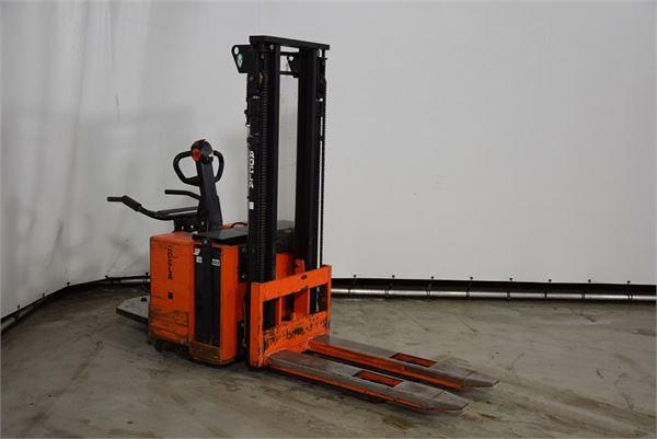 Rocla PEP12DS, Pedestrian stacker, Material Handling