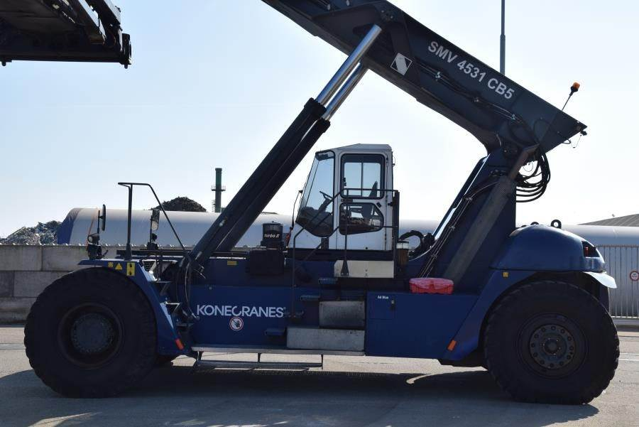 SMV 4531CB5, Reachstackers, Material Handling