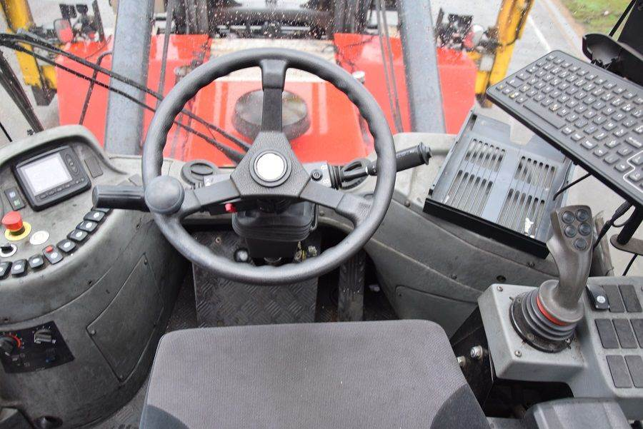 SMV 6/7ECB100DS, Container handlers, Material Handling