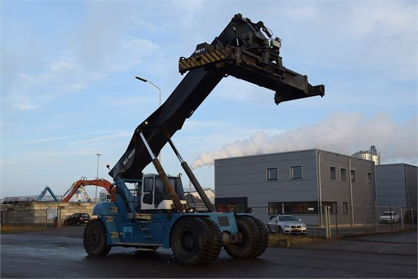 SMV SC4535TB5, Reachstackers, Material Handling
