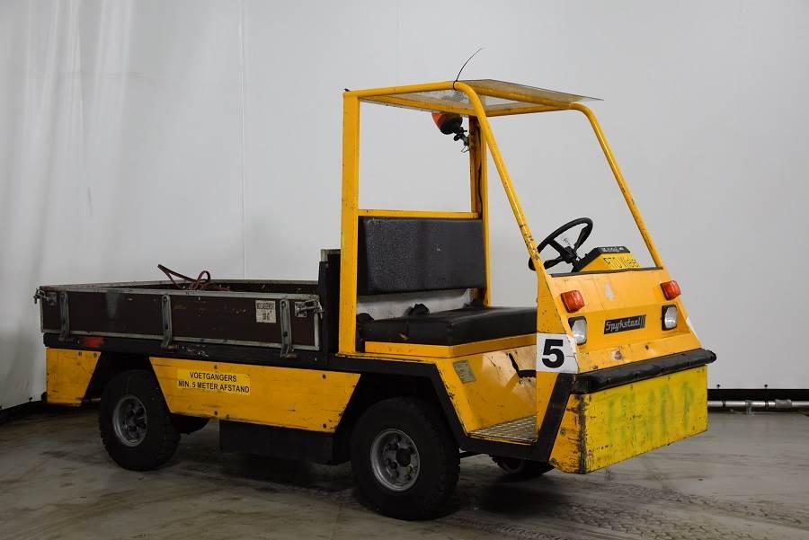 Spijkstaal 1230, Towing trucks, Material Handling