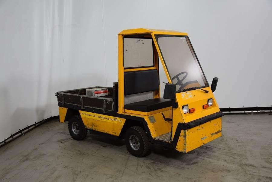 Spijkstaal 630, Towing trucks, Material Handling
