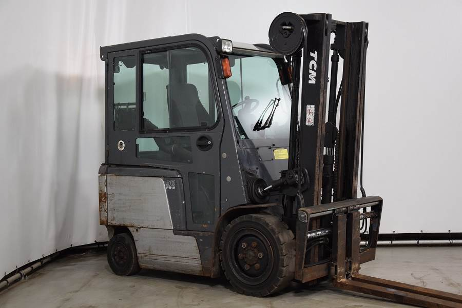 TCM FB30-7, Electric forklifts, Material Handling