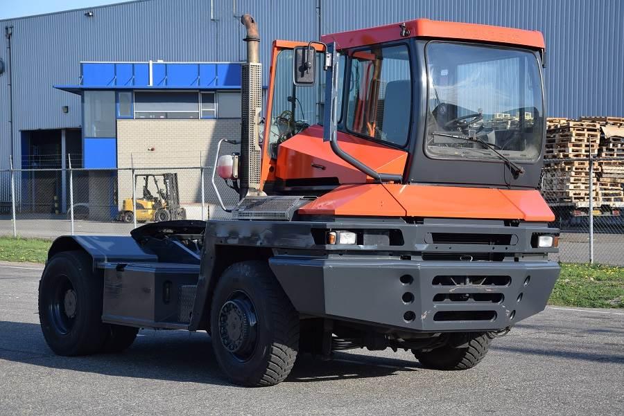 Terberg RT222, Terminal tractors, Material Handling