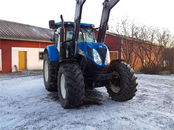 New Holland 6070 PCE