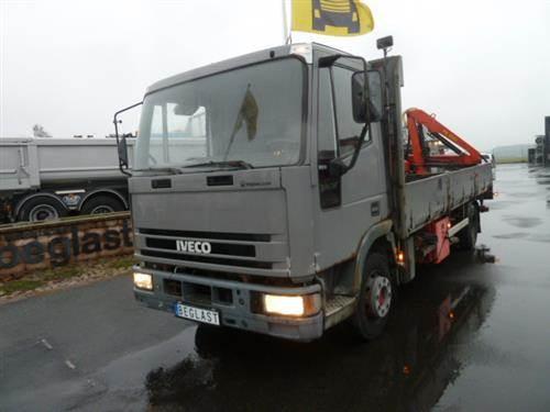Iveco 85E18, Övriga bilar, Transportfordon