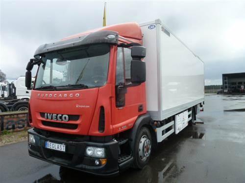 Iveco ML120E, Skåpbilar Kyl/Frys/Värme, Transportfordon
