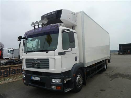 MAN TGM 18,280, Chassier, Transportfordon