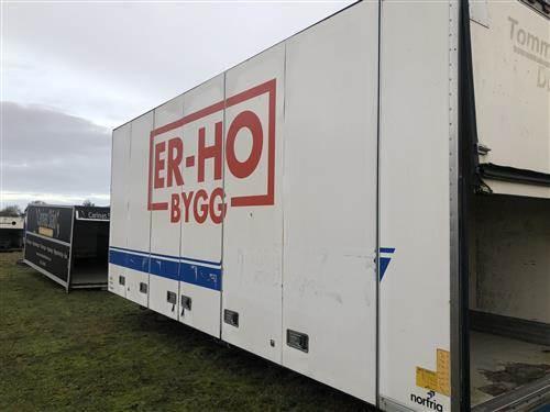 [Other] ÖVRIGT DIVERSE SKÅP, Skåpbilar, Transportfordon