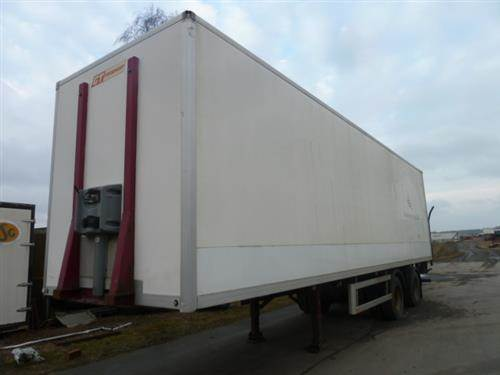 [Other] TRAILER FRUEHAUF, Övriga släp, Transportfordon