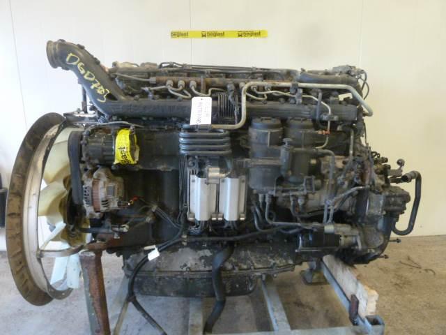 Scania DC1310L01, Motorer, Transportfordon